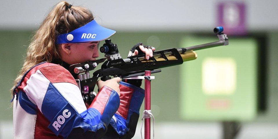Анастасия Галашина: «Это мои первые Олимпийские игры, и я сразу же взяла медаль»