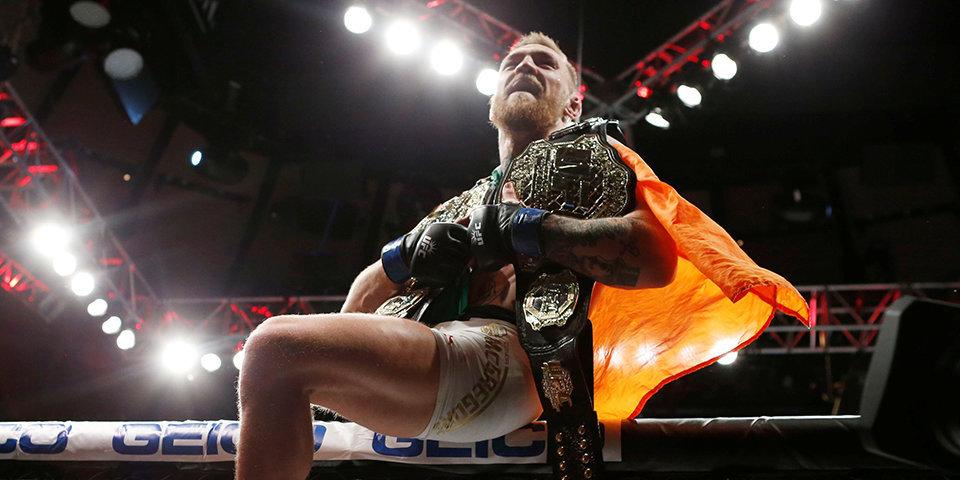 «Как и было запланировано». Макгрегор назвал имя следующего чемпиона UFC