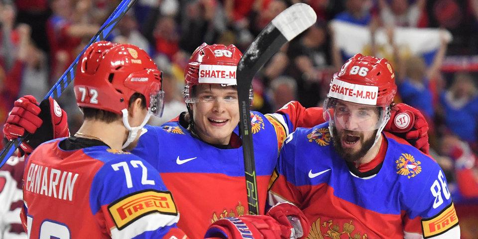 Прямые трансляции всех матчей ЧМ-2017 по хоккею на сайте «Матч ТВ»
