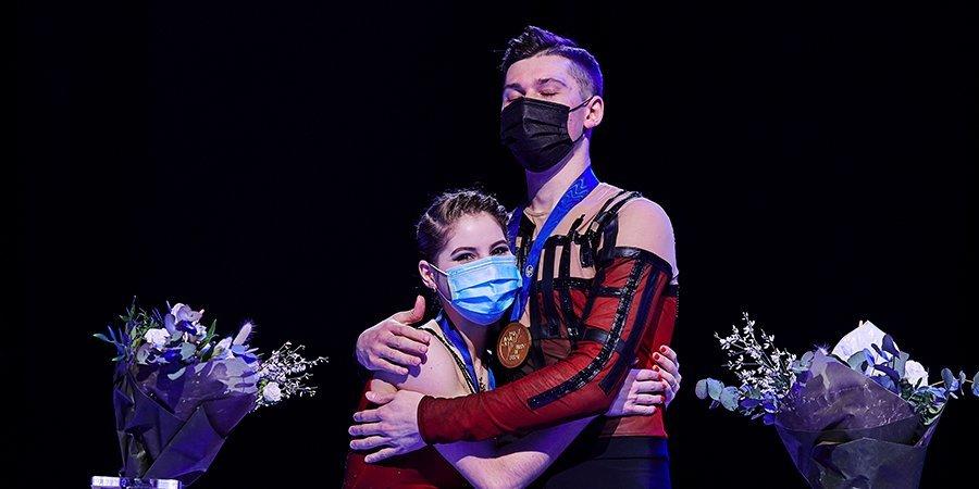 Мишина и Галлямов в олимпийском сезоне покажут новую интерпретацию «Эсмеральды»
