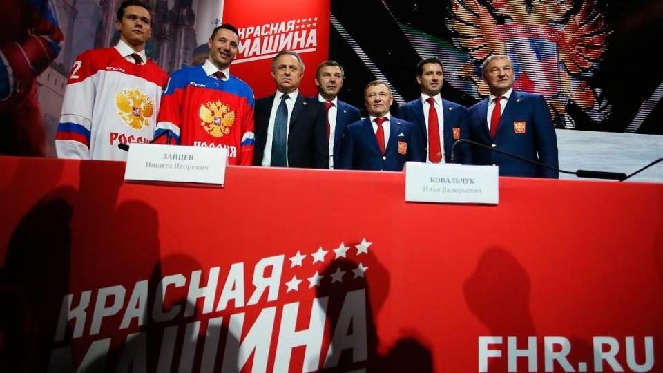 Владислав Третьяк: «Швеция и Чехия получили право проведения мирового первенства после нас»