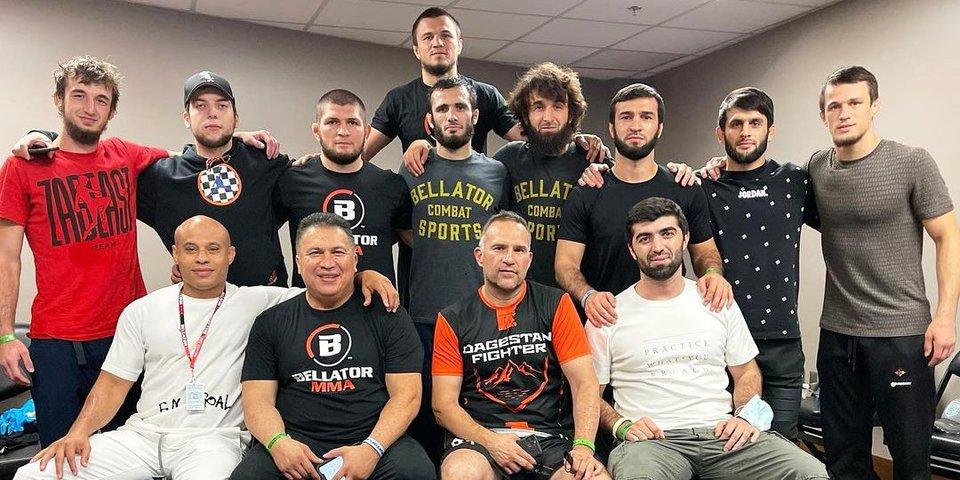 Брат Хабиба заработал 4,3 миллиона за бой. Турнир с Нурмагомедовым и Емельяненко в Москве стал реальностью