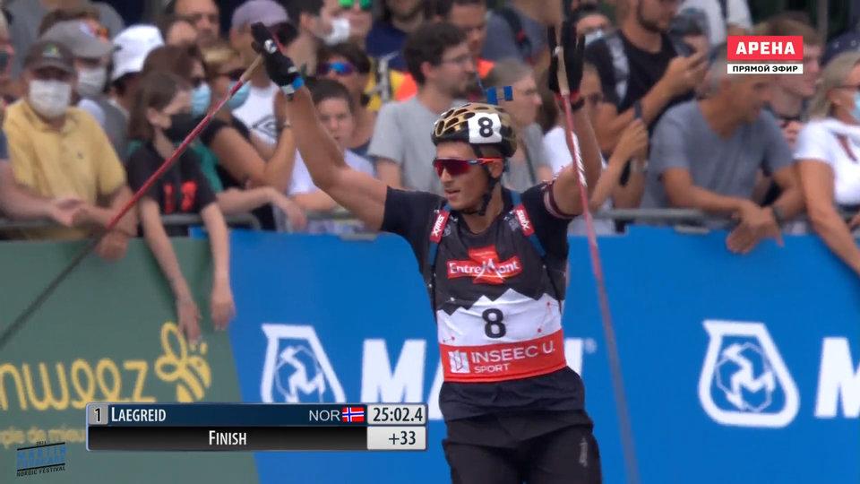 Второе место Халили, победа Легрейда, кровь Шевалье. Итоги биатлонных гонок на фестивале Фуркада (видео)
