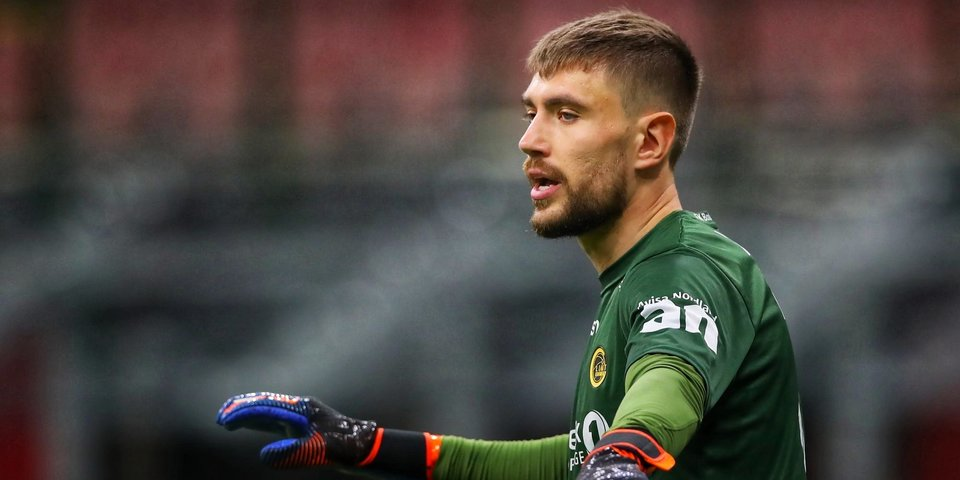 Российский вратарь стал чемпионом Норвегии с «Буде-Глимт»