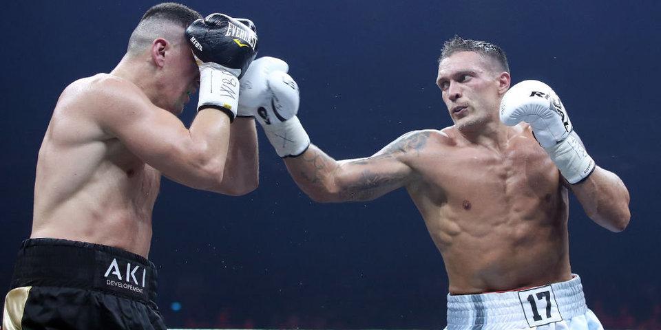 Усик и Бриедис встретятся на ринге 20 января