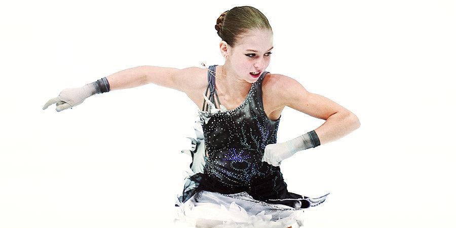 Плющенко рассказал, что Трусова исполнила четверной риттбергер