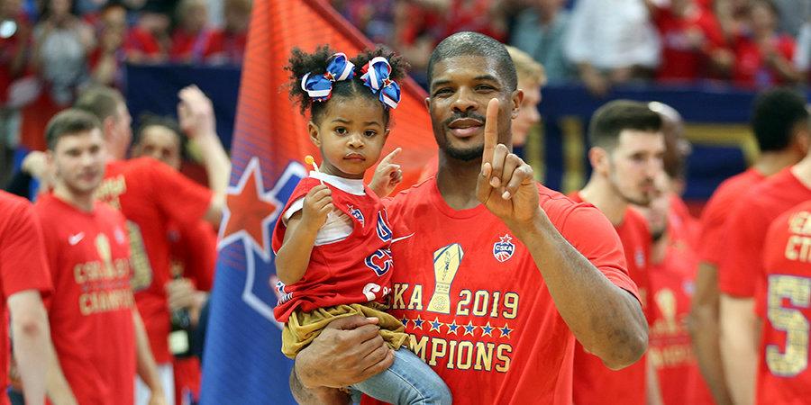 Из ЦСКА уходит не просто капитан. Кайл Хайнс хотел закончить карьеру в Москве, дал дочери русское имя
