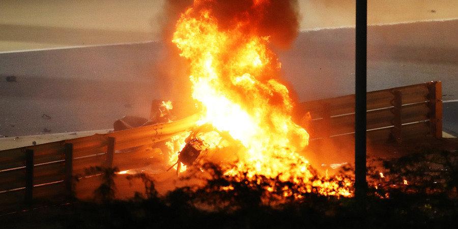 «Наши дети «вытолкнули» его из огня». Жена Грожана опубликовала эмоциональное письмо