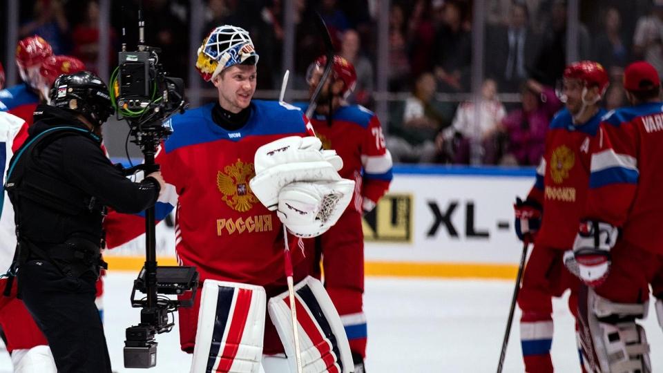 Бобровский не сыграет на чемпионате мира-2017