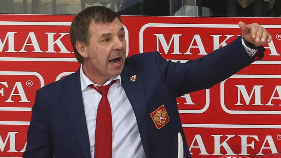 Олег Знарок: «Задача на турнир осталась прежней — первое место»