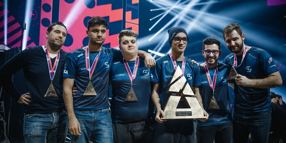 CS:GO: SK Gaming — Чемпионы Blast Pro Series Copenhagen
