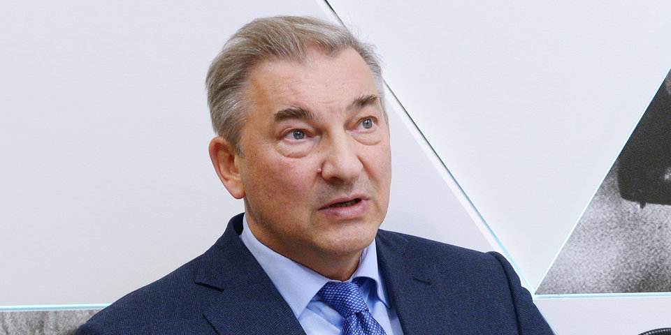 Владислав Третьяк: «Сорокин очень стабильно играет, как стена»