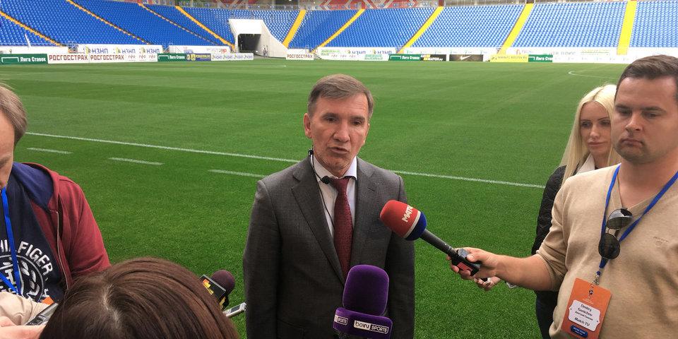 95% билетов на все игры на «Ростов Арене» проданы