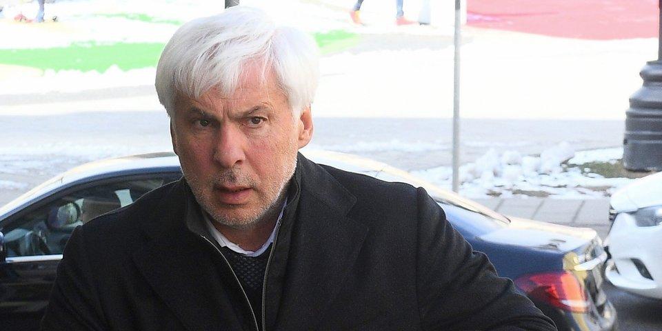 Хашиг оштрафован на 100 тысяч рублей за высказывания о судействе