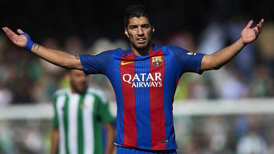Суарес и Альба принесли «Барселоне» победу над «Эйбаром»