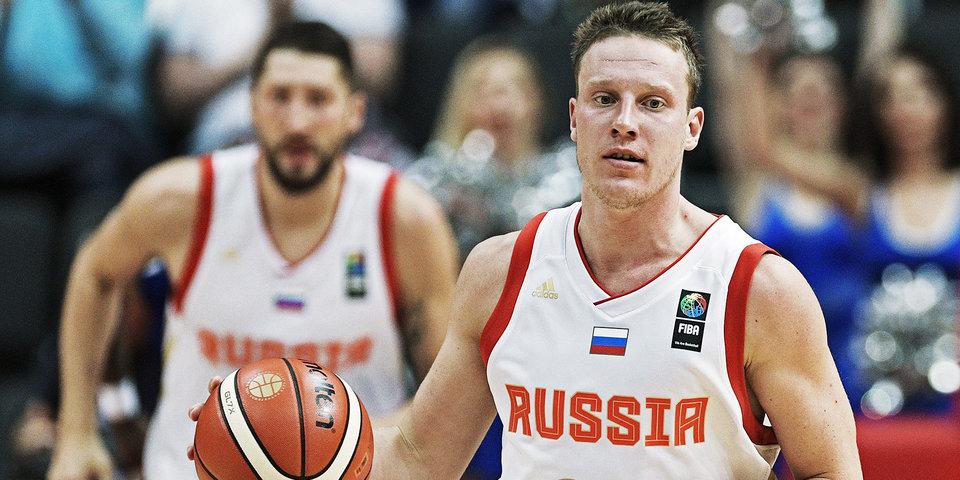 Максим Колюшкин: «Несмотря на поражение от Латвии, игра сборной с сербами и турками накануне плей-офф вселяет оптимизм»