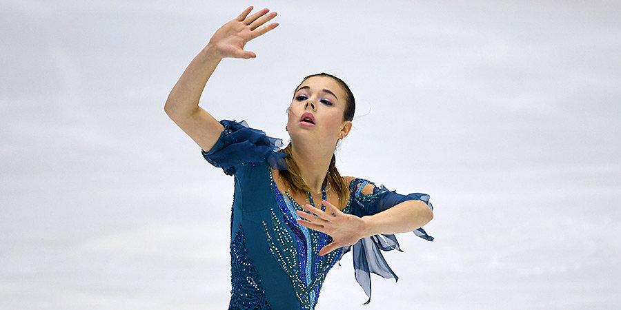 «Женя для меня спортсмен номер один». Тараканова рассказала о тренировках с Медведевой и Загитовой