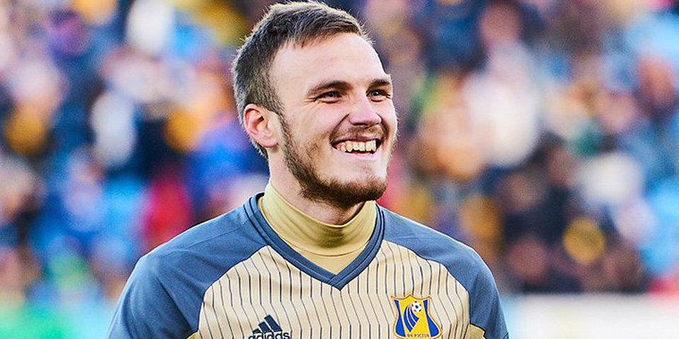 Новый лучший вратарь в чемпионате России