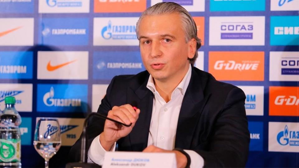 СМИ: Еще три клуба выдвинули Дюкова на должность президента РФС