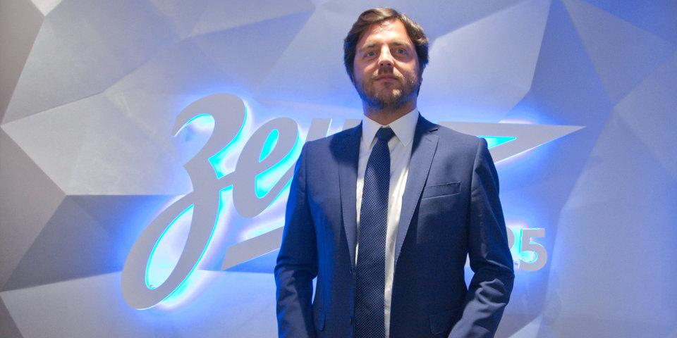 Источник: «Рома» интересуется спортивным директором «Зенита» Рибалтой