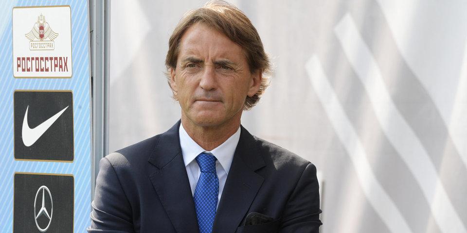 Манчини забил победный гол за МИД Италии в ворота команды правительства РФ