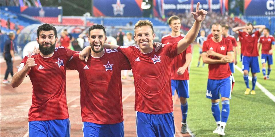 «СКА-Хабаровск» вырвал победу у «Тюмени»