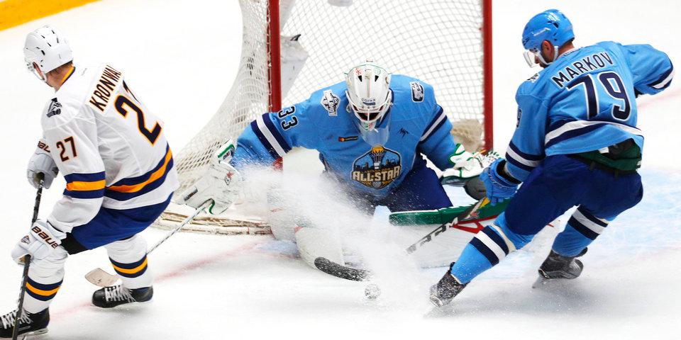 Матч звезд КХЛ: фото, которые заставят вас еще больше любить хоккей.