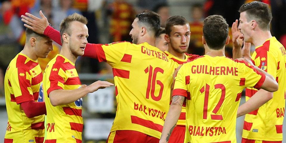 Гути помог «Ягеллонии» выйти во второй раунд Лиги Европы, «Црвена Звезда» прошла «Флориану»