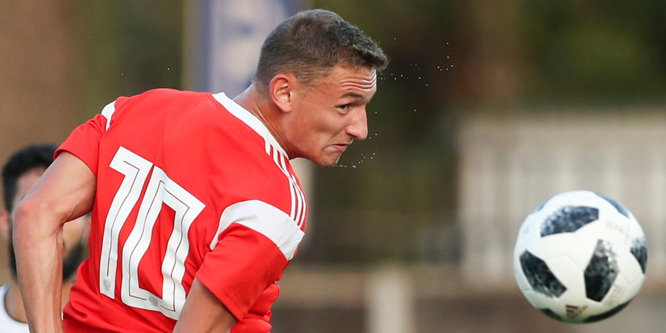 Молодежная сборная России по футболу проведет два товарищеских матча в июне