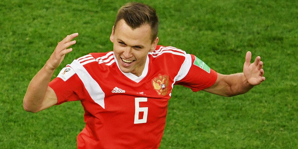 Денис Черышев: «Россия способна обыграть любую команду»