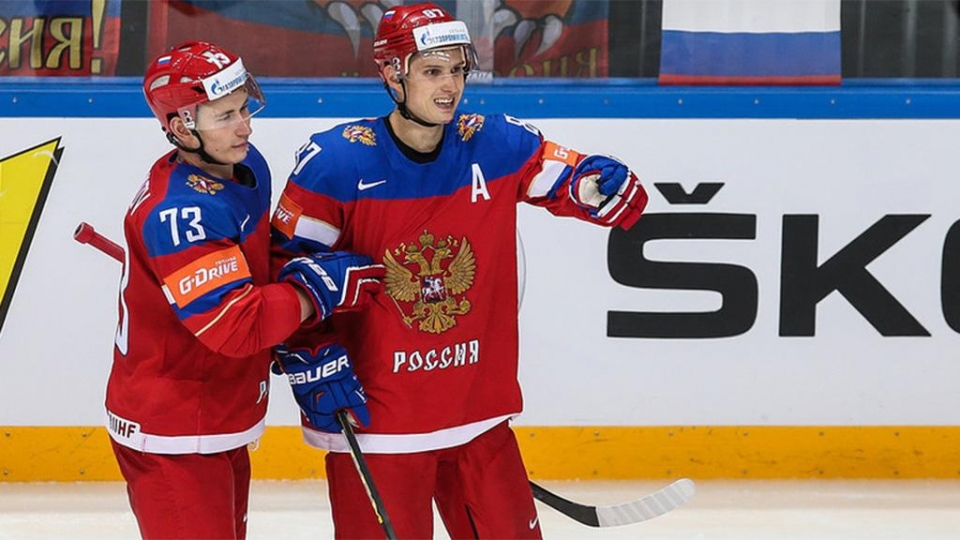 «Вегас» отправил Шипачева в АХЛ до начала сезона