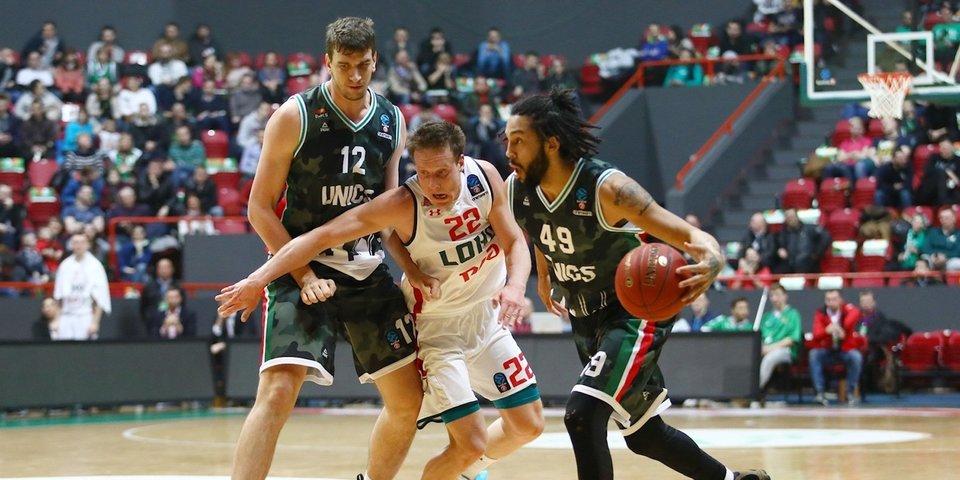 УНИКС –в полуфинале Кубка Европы, «Локо» едет домой. Главное о матче в Казани