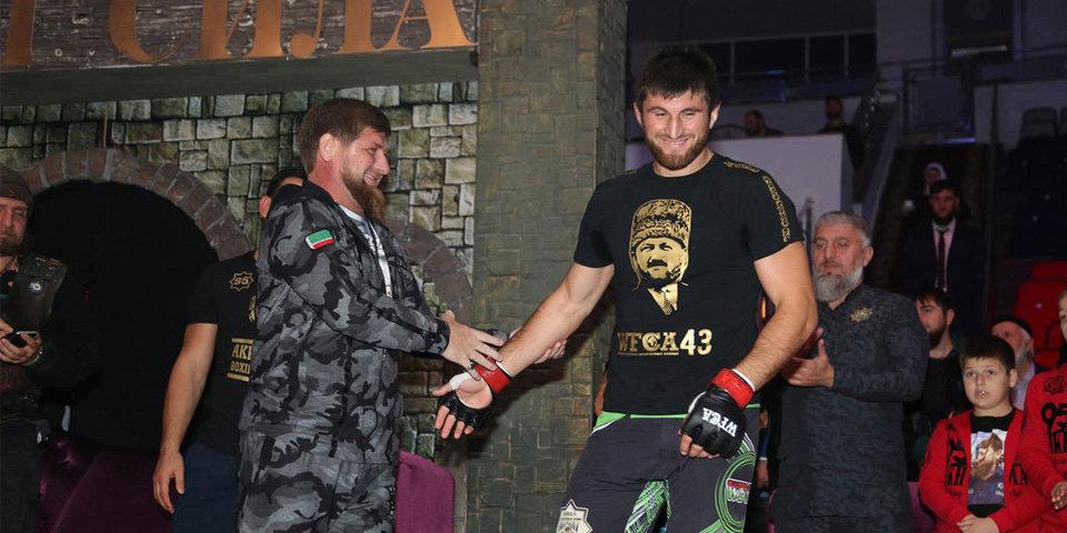 Первый в России МСМК по ММА подписал контракт с UFC