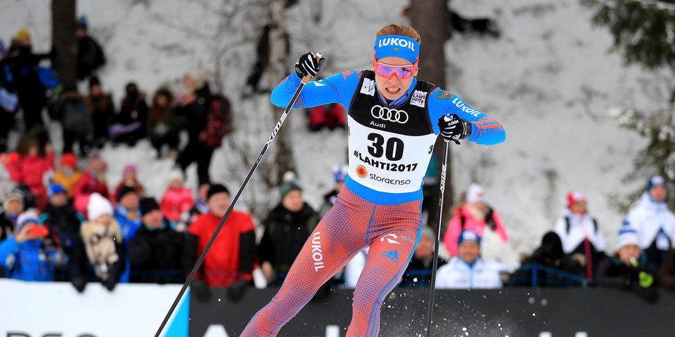 Российская лыжница получила два года дисквалификации за допинг