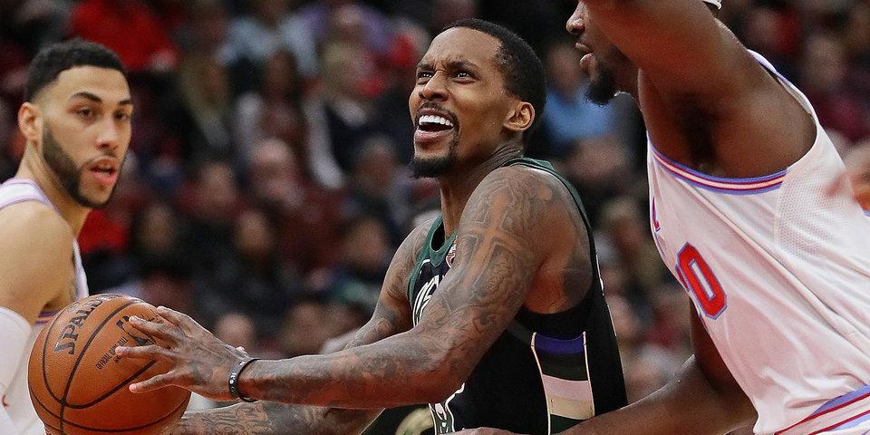 «Зенит» подписал звезду из НБА. Когда-то он был наравне с Карри и Леброном