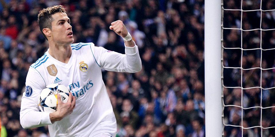 Зинедин Зидан: «Роналду продолжает делать великие вещи»