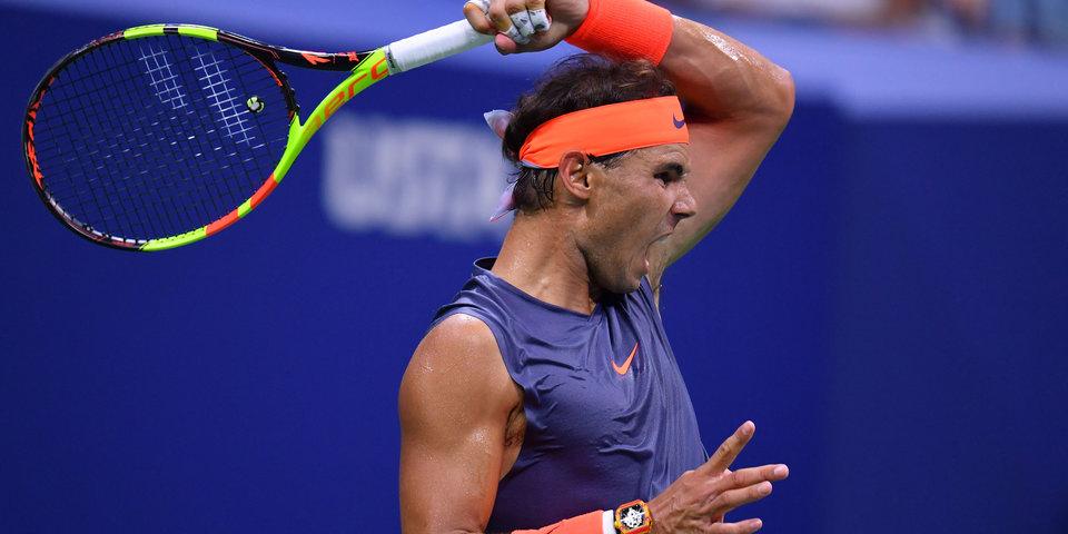 Надаль не сыграет на Итоговом турнире ATP
