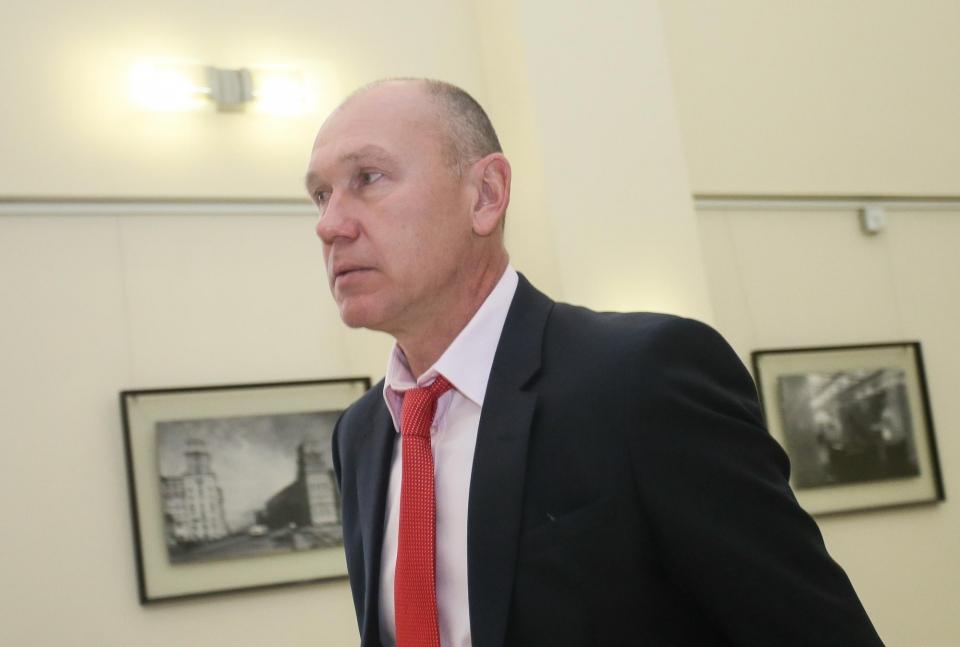 СМИ: Родионов может покинуть пост гендиректора «Спартака»
