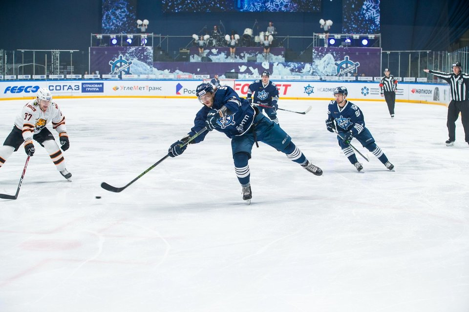 В КХЛ не знают, будет ли «Адмирал» выступать в лиге в следующем сезоне