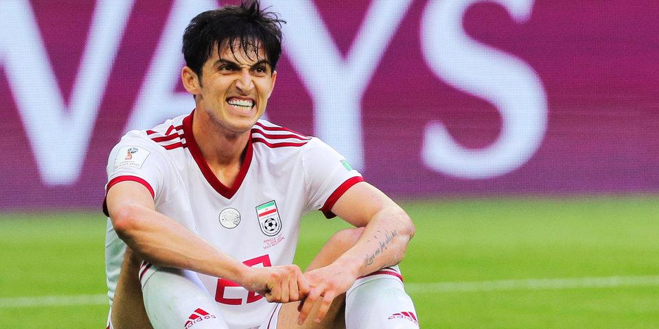 Сердар Азмун: «Не знаю, почему меня называют «иранским Месси». Ничем ведь на него не похож»