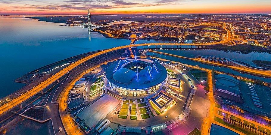 Глава УЕФА: «После ЧМ Россия и Санкт-Петербург легко справятся с проведением финала Лиги чемпионов»