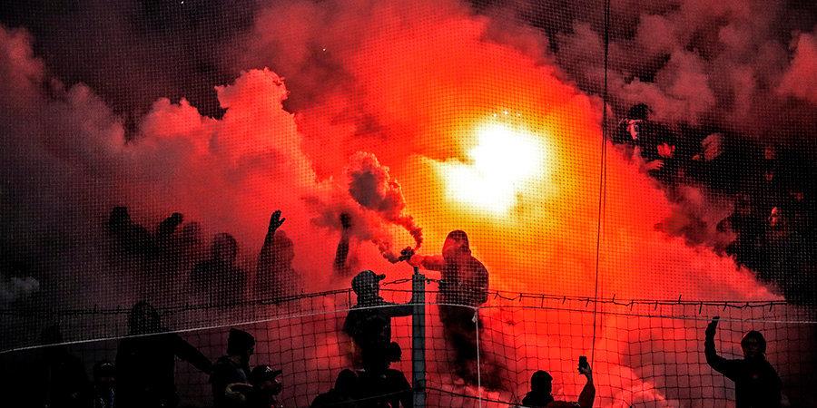 Футболист ранен петардой? Выпотрошен чемодан Виллаш-Боаша? Президент оскорбил местных? Огненная суббота в «Марселе»