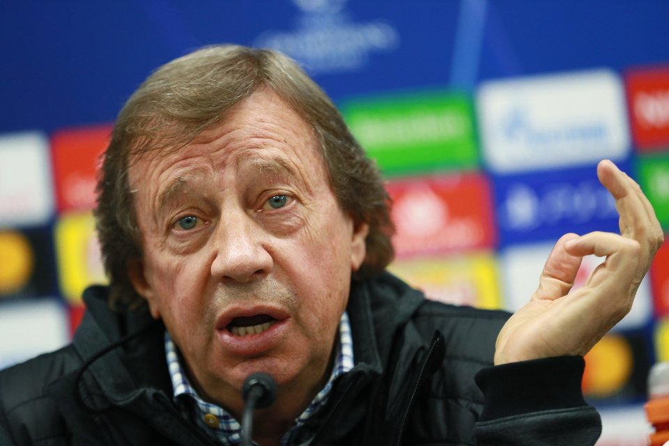 Российские клубы ни разу не выходили в плей-офф ЛЧ после двух поражений