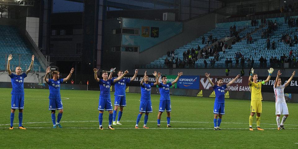 «Динамо» упустило победу в Уфе, Марков забил гол в первом матче за бело-голубых