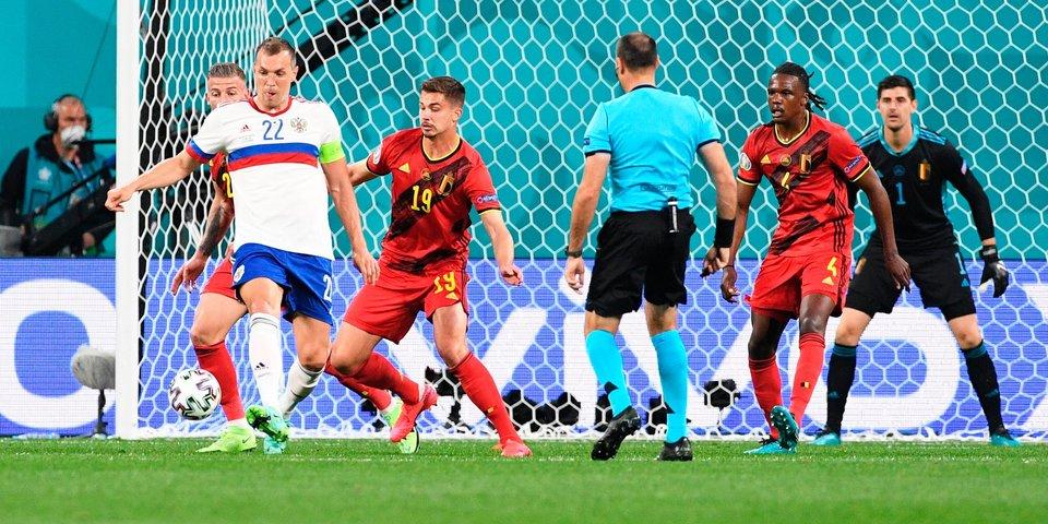Сборная России не одержала ни одной победы на чемпионатах Европы, уступая в счете по ходу матча