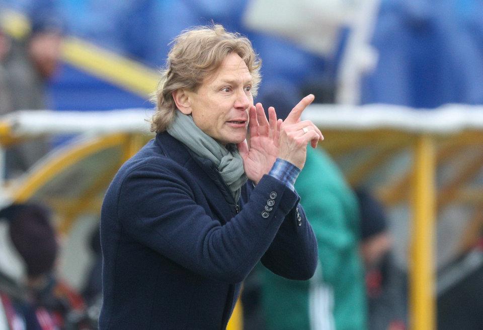 Валерий Карпин: «Есть удовлетворение от победы, ошибки разберем потом»