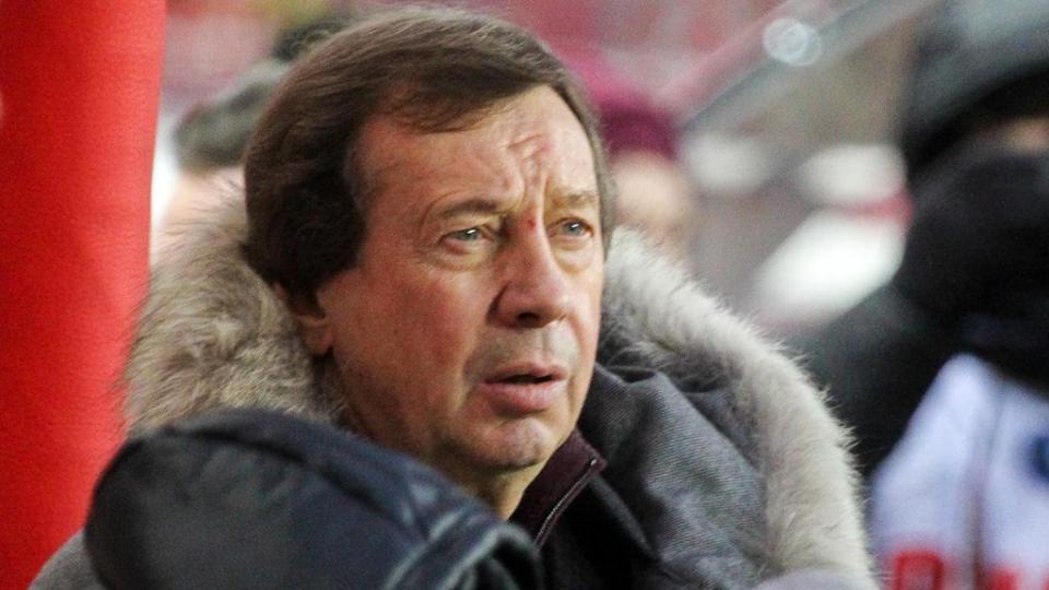 Юрий Семин: «О своем будущем в «Локомотиве» не думаю»