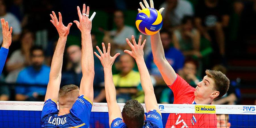 Сборная России на тай-брейке добыла вторую победу в Лиге наций