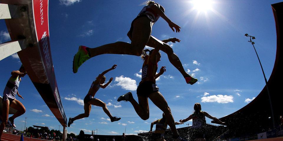 Три легкоатлета сдали положительные допинг-пробы во время ЧМ-2017