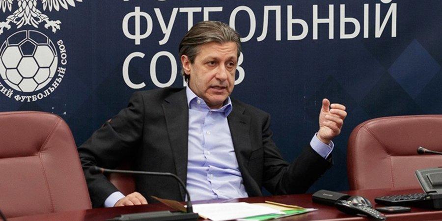 Ашот Хачатурянц — в эфире «Матч ТВ»: «Главная цель — искоренение коррупции»